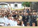 Uroczystość Bożego Ciała, 22 V 2008 r.