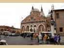 W drodze do bazyliki św. Antoniego w Padwie