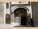 Miejsce narodzin św. Franciszka od zewnątrz - Asyż