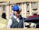 W oczekiwaniu na spotkanie z Papieżem - Rzym