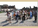 Zwiedzanie Pompei