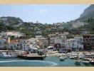 Dobijamy na wyspę Capri