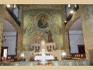 Wnętrze kościoła San Giovanni Rotondo gdzie była odprawiana Msza św.