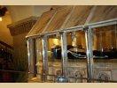 Św. O. Pio w szklanej trumnie
