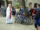Poświęcenie rowerów
