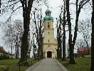 Kościół parafialny w Pokrzywnicy